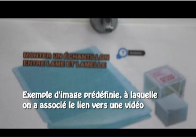 Impossible de lire la video
